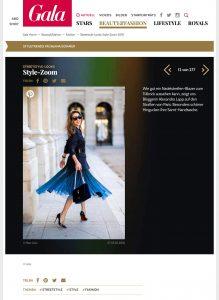 Style Zoom - Die besten Streetstyle-Looks der Woche - GALA Germany online - 2018 10 05 - Alexandra Lapp - found on https://www.gala.de/beauty-fashion/fashion/streetstyle-looks--style-zoom-2018_21827148-21263214.html