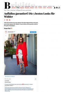 Stylingtipp - Die 5 besten Looks für Widder - BRIGITTE-de - 2019 04 - Alexandra Lapp - found on https://www.brigitte.de/mode/styling-tipps/stylingtipp--die-5-besten-looks-fuer-widder-11570648.html