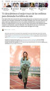 Te descubrimos el mejor truco de las estilistas para disimular los kilitos de mas Como visten las estilistas para parecer mas delgadas - ELLE com es - 2019 01 08 - Alexandra Lapp - found on https://www.elle.com/es/moda/noticias/a25793058/trucos-disimular-kilos/#