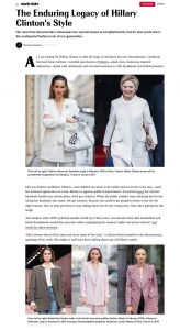 The Enduring Legacy of Hillary Clintons Style - marieclaire.com - 2020 03 12 - Alexandra Lapp - found on https://www.marieclaire.com/fashion/a31275353/hillary-clinton-fashion-legacy/