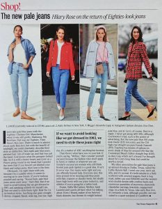 The Times Magazine - Times 2 - 2020 02 - Page 63 - The new pale jeans - Alexandra Lapp
