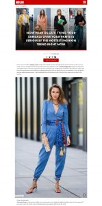 This outfit is one of the hottest street style trends of 2020 - Photo 1 - us.hola.com - 2020 03 21 - Alexandra Lapp - found on https://us.hola.com/fashion/gallery/20200321fl2ysgoblp/fashion-trends-2020-strappy-sandals-over-pants-legs-vv/2