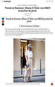 Trend im Sommer: Diese H&M-Teile brauchst du jetzt - Instyle Germany online - instyle.de - 2020 05 05 - Alexandra Lapp - found on https://www.instyle.de/fashion/trend-sommer-hm-teile