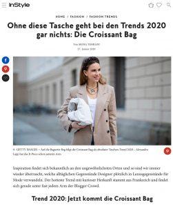Trends 2020 - Die Croissant Bag - instyle.de - 2020 01 27 - Alexandra Lapp - found on https://www.instyle.de/fashion/trends-2020-croissaint-bag