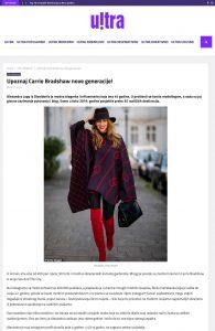 Upoznaj Carrie Bradshaw nove generacije - Ultra Magazin - ultr.ba - 2019 11 09 - Alexandra Lapp - found on https://ultra.ba/upoznaj-carrie-bradshaw-nove-generacije/