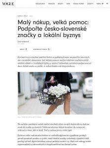 VOGUE - vogue.cz - 2020 03 15 - Alexandra Lapp - found on https://www.vogue.cz/clanek/vogue-daily/cindy-kerberova/maly-nakup-velka-pomoc-podporte-cesko-slovenske-znacky-a-lokalni-byznys