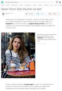 Warum du unbedingt ein Ringelshirt brauchst - Stylight Deutschland - 2018 04 17 - Alexandra Lapp - found on https://www.stylight.de/Magazine/Fashion/Ringelshirt-French-Style-2018/