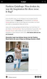 Was denkst du war die Inspiration für diese neue It-Bag - Stylight - stylight.de - 2020 02 04 - Alexandra Lapp - found on https://www.stylight.de/Magazine/Fashion/Croissant-It-Bag/