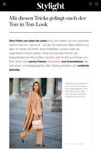 Wie ihr jetzt Ton in Ton Looks tragen könnt - Stylight - stylight.de - 2021 01 06 - Alexandra Lapp - found on https://www.stylight.de/Magazine/Fashion/Ton-In-Ton-Tragen/