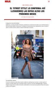 Zapatos estrella del street style las botas altas - hola com - 2018 10 13 - Alexandra Lapp - found on https://www.hola.com/moda/tendencias/galeria/20181013131248/zapatos-botas-altas-looks-streetstyle-mm/1/