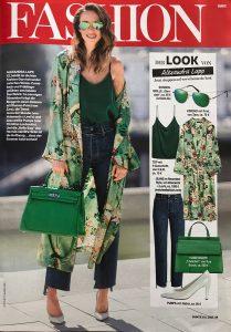 Bunte - 9 2017 Page 49 - Alexandra Lapp
