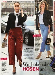 Bunte Fashion - 2017 Nr. 18 - Alexandra Lapp - Seite 48