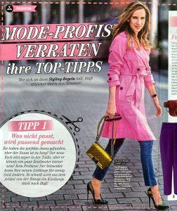 Closer Germany - No. 23 2019 05 29 Page 52 - Mode Profis verraten ihre Top Tipps - Alexandra Lapp