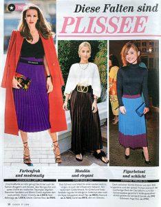 Closer Germany - No. 27 - 2019 06 15 - Page 50 - Plissee - Alexandra Lapp