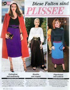 Closer Germany - No. 27 - 2019 06 15 - Page 50 - Plissee - Alexandra Lapp