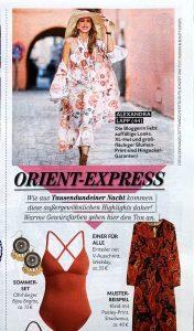 Closer Germany - No. 29 - 2019 07 10 - Orient Express - Alexandra Lapp