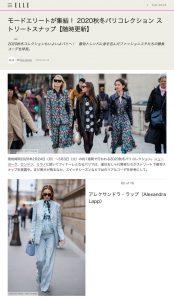 elle.com/jp - 2020 02 24 - Alexandra Lapp - found on https://www.elle.com/jp/fashion/snap/g31090927/2020aw-paris-street-style20-0226/