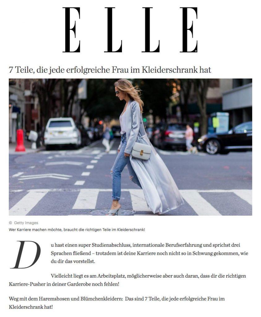 Alexandra Lapp Street Style at New York Fashion Week 2016 - Photo by Christian Vierig - Found on www.elle.de