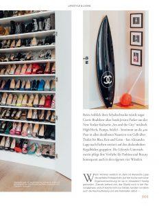Königsallee Magazin - No. 2 - 2019 - Page 101 - Welcome to Lapp-Land - Alexandra Lapp