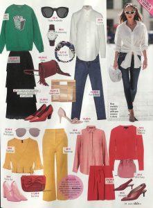 Stilo Magazine Spain - 2018 09 - Nr. 89 Page 31 - fuera equietas - Alexandra Lapp