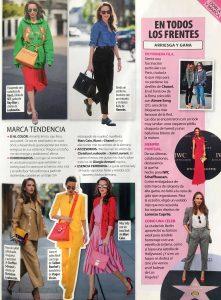 Stilo Magazine Spain - 2018 09 Nr. 89 page 33 - fuera equietas - Alexandra Lapp