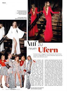 top magazin Düsseldorf - 201 01 - Nr. 01 Page 52 - Auf zu neuen Ufern - Alexandra Lapp