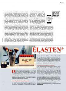 top magazin Düsseldorf - 201 01 - Nr. 01 Page 53 - Auf zu neuen Ufern - Alexandra Lapp