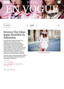 VOGUE Turkey online - vogue.com.tr - 2020 07 15 - Alexandra Lapp - found on https://vogue.com.tr/trend/sezonun-one-cikan-sapka-modelleri-ile-saklambac