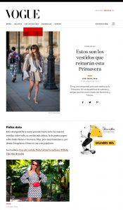VOGUE Mexico - 2019 03 19 Alexandra Lapp - found on https://www.vogue.mx/moda/articulo/vestidos-tendencia-primavera