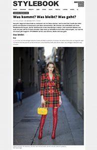 Was kommt? Was bleibt? Was geht? STYLEBOOK - 2017 12 28 - Alexnadra Lapp - found on https://www.stylebook.de/fashion/modetrends-2018-was-kommt-was-bleibt-was-geht