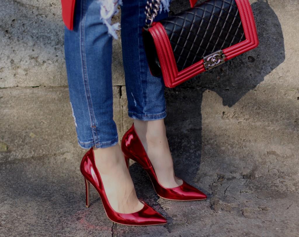 TURN RED! - Blog