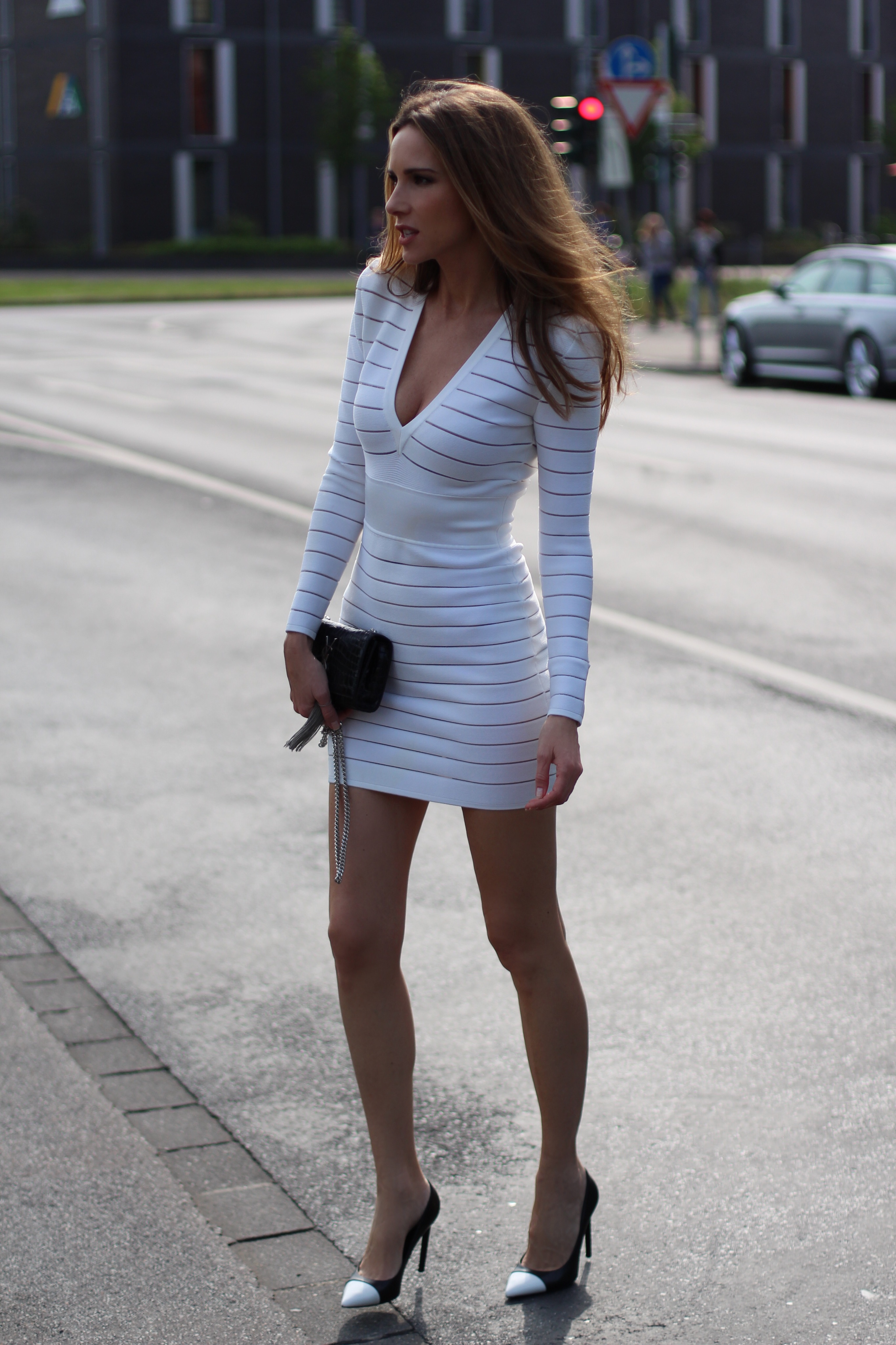 The White Dress Blog Alexandra Lapp