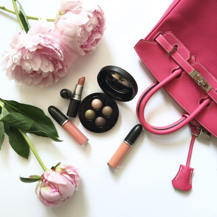 MAC, Hermes, Birkin, Pink, Beauty, Make-up
