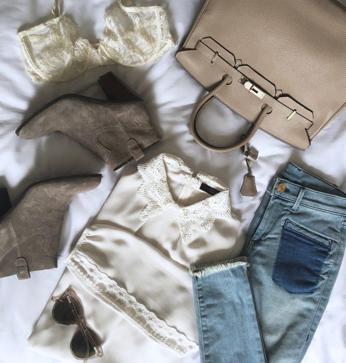 Shop the look, Ash, La Perla, Steffen Schraut, True Religion, Le Specs, Hermès