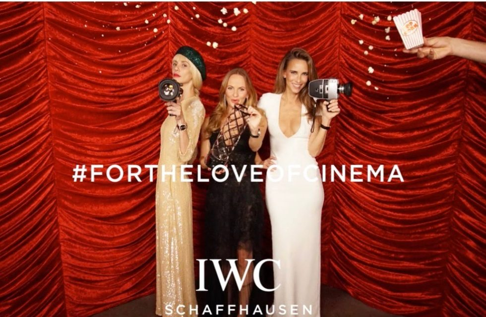Nel-Olivia Waga, Ezgi Cinar, Alexandra Lapp, IWC, Filmfestival Zürich, For the love of Cinema