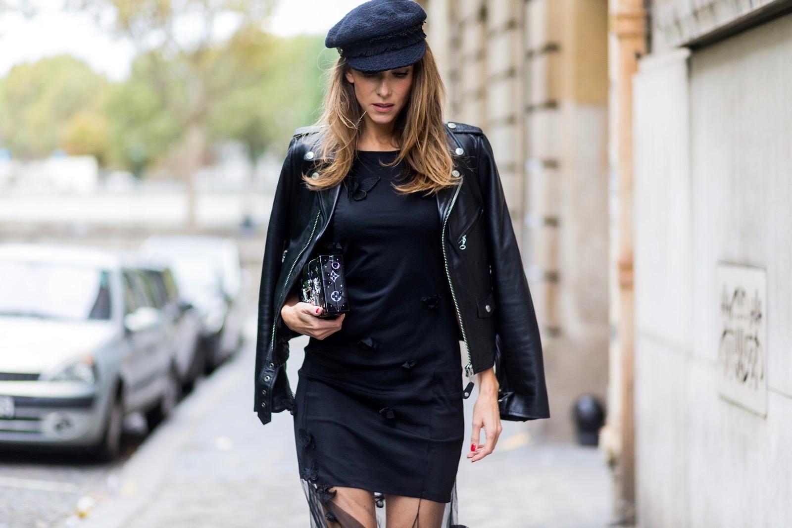 Biker Couture Pfw Blog Alexandra Lapp