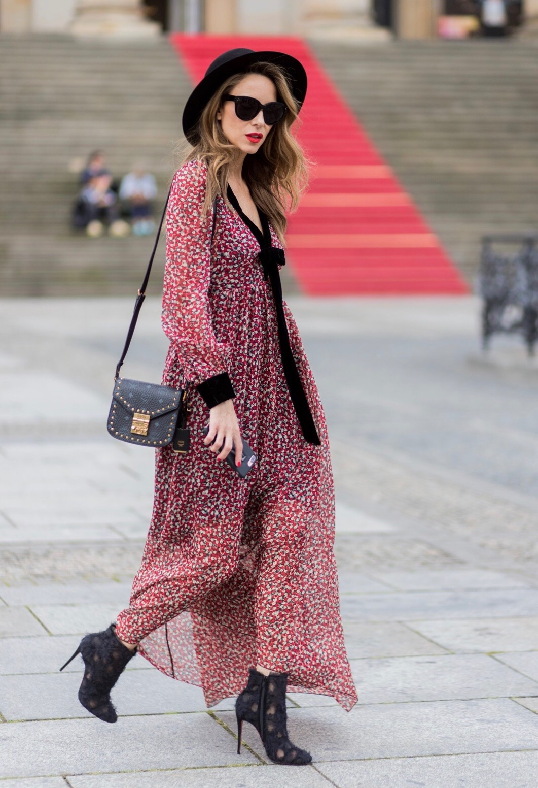 2398435a78 Alexandra Lapp wearing Boho Style
