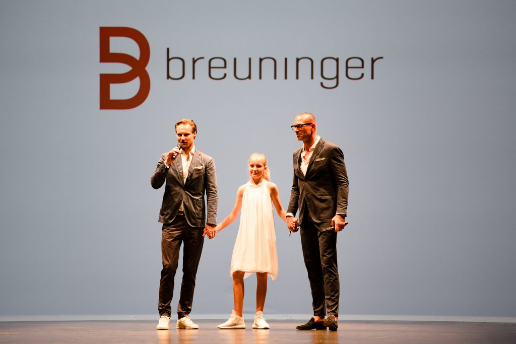 Breuninger meets Platform-Fashion on July 21st 2017 in Düsseldorf, Germany.