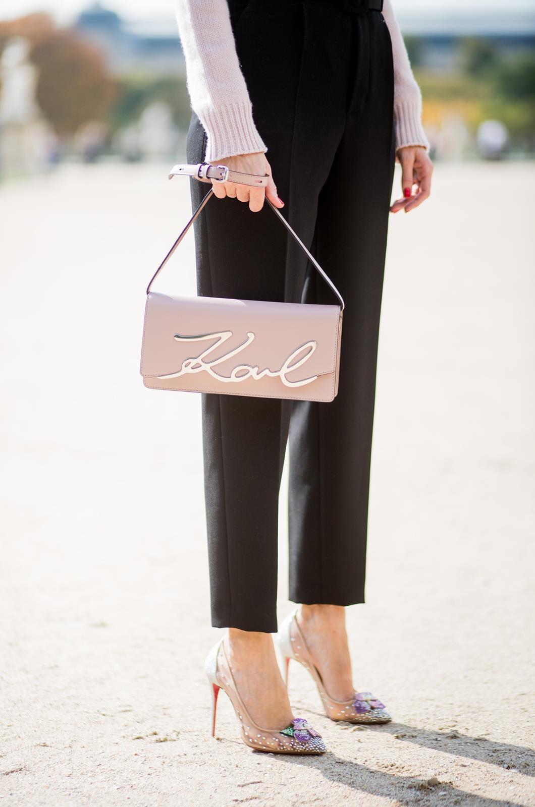Karl Lagerfeld Bag Paris Blog Alexandra Lapp