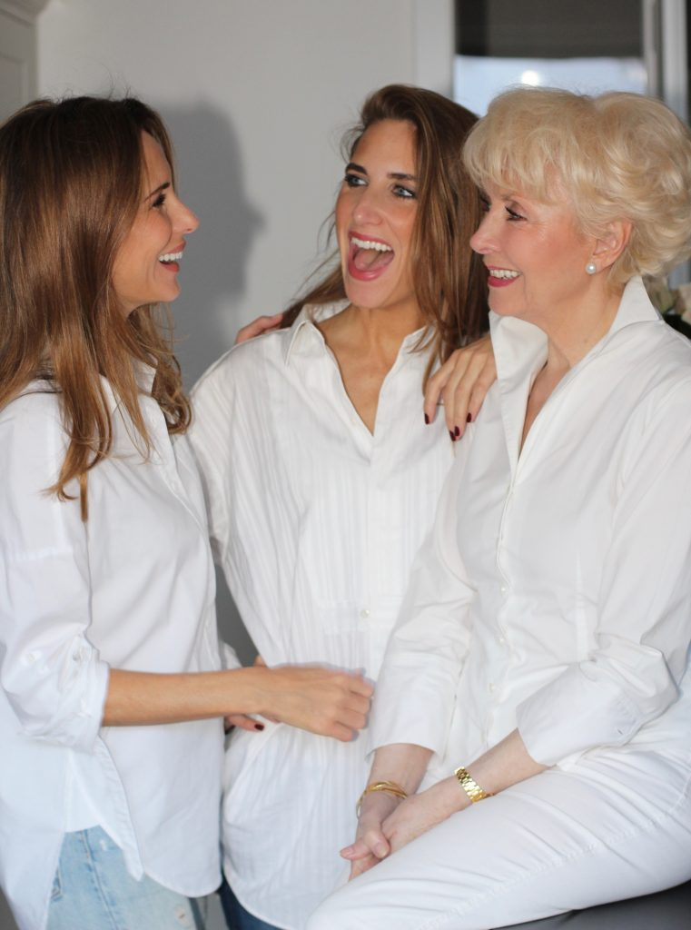 Alexandra Lapp, Isabel Lapp and Marie-Monique Lapp are a part of the Babor Family, using Babor products for their skin