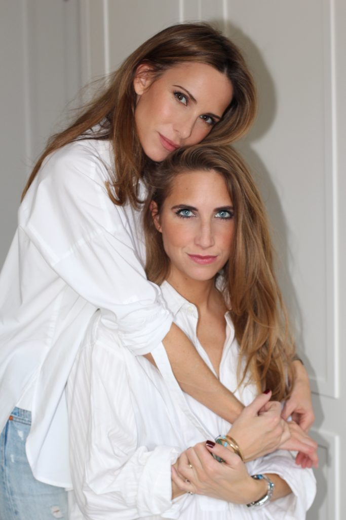 Alexandra Lapp, Isabel Lapp and Marie-Monique Lapp are a part of the Babor Family, using Babor products for their skin.