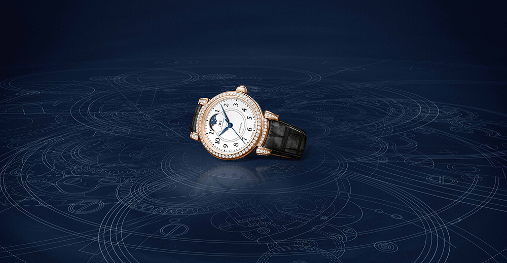 DA VINCI AUTOMATIC MOON PHASE 36 EDITION «150 YEARS»