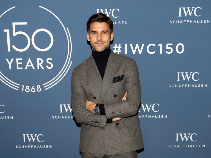 GENEVA, SWITZERLAND - JANUARY 16: 150 YEARS OF IWC SCHAFFHAUSEN, Johannes Huebel at the IWC Gala night during the Maison's launch of its Jubilee Collection at the Salon International de la Haute Horlogerie (SIHH) on January 16, 2018 in Geneva, Switzerland. #IWC150 (Photo by Harold Cunningham/Getty Images for IWC)