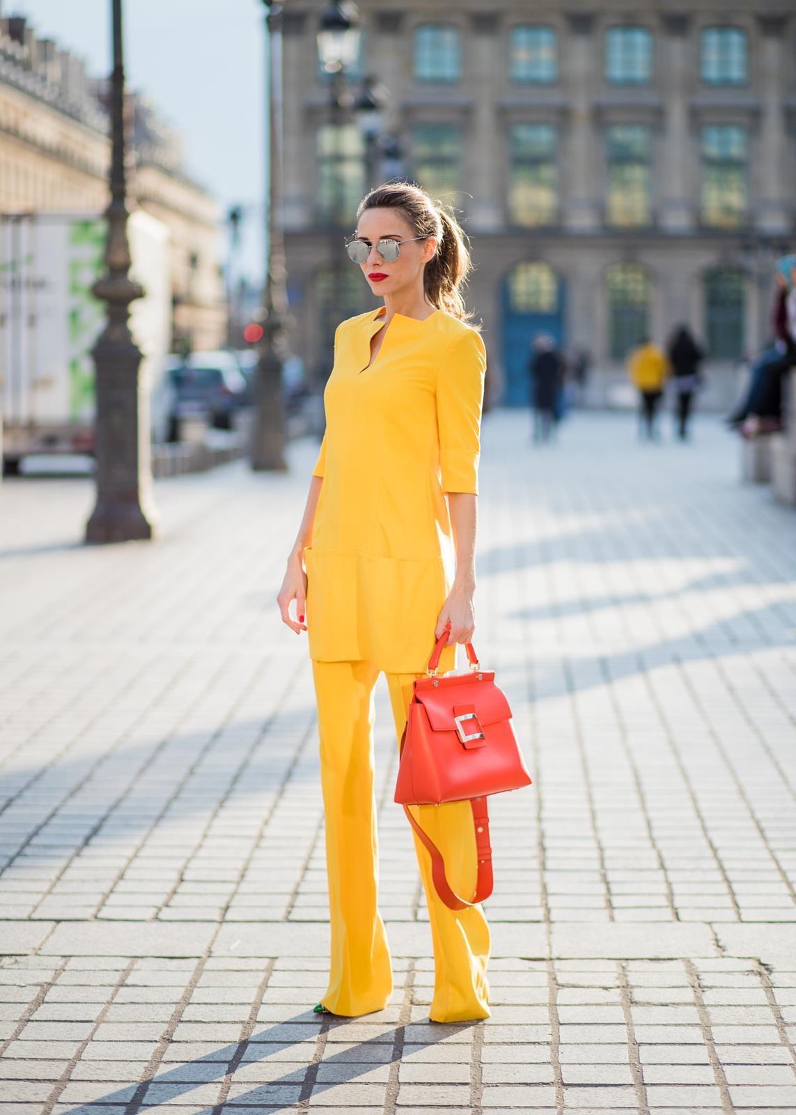 Silk Pants Viv Cabas Bag Blog Alexandra Lapp