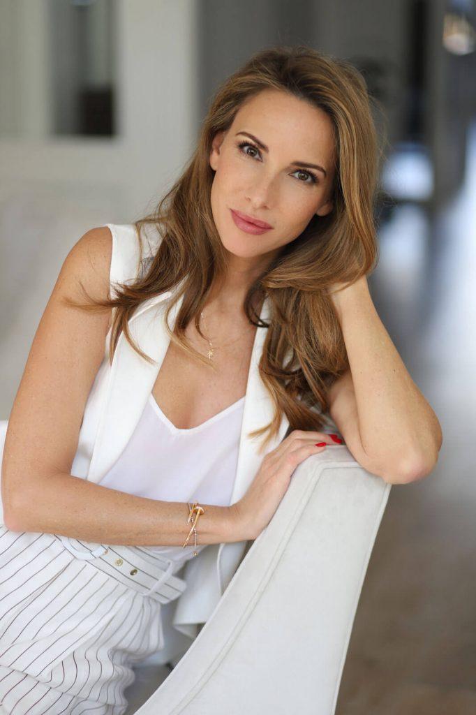 Portraitpicture of Alexandra Lapp - Blogger from Düsseldorf Germany - April 2019