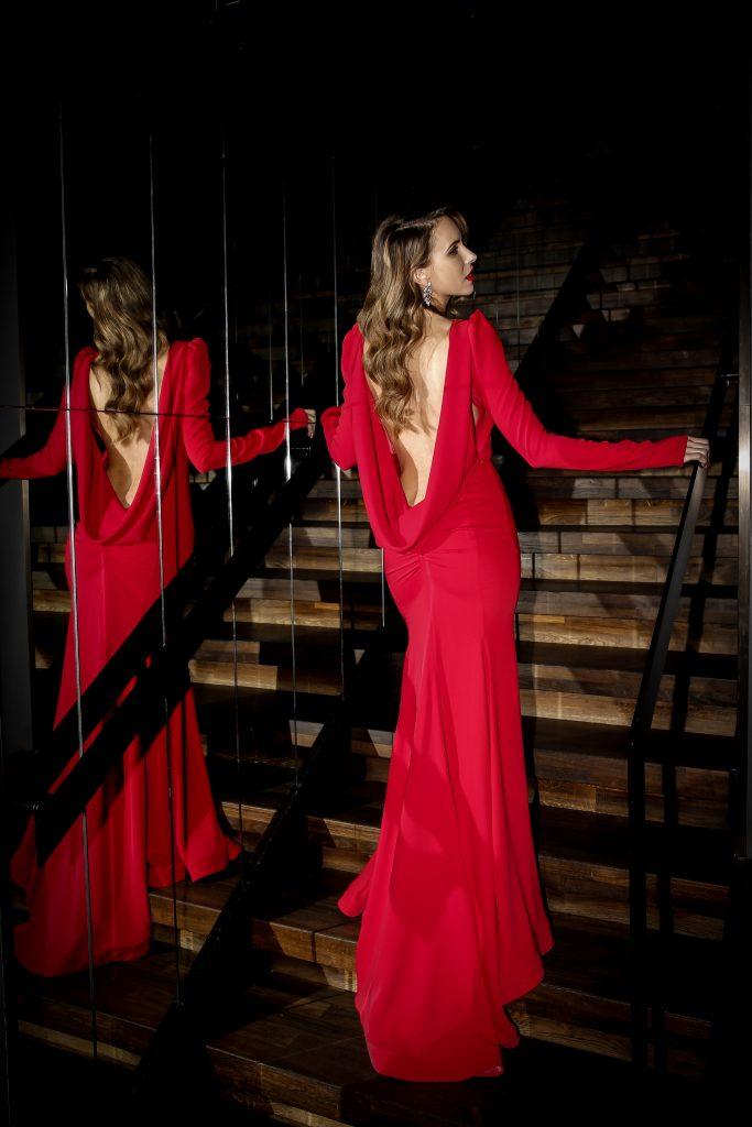 Alexandra Lapp wearing dresses from her design cooperation Lana Mueller x Alexandra LappLana Mueller x Alexandra Lapp_17
