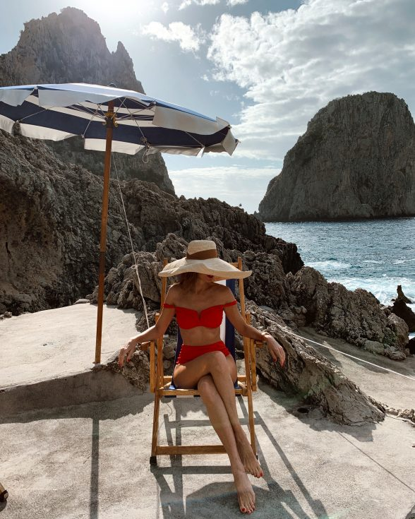 Alexandra Lapp Capri 2019-2