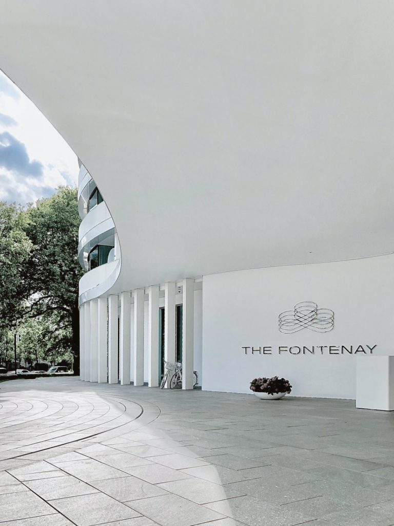 Alexandra Lapp spends relaxing days at THE FONTENAY with LA BIOSTHETIQUE PARIS