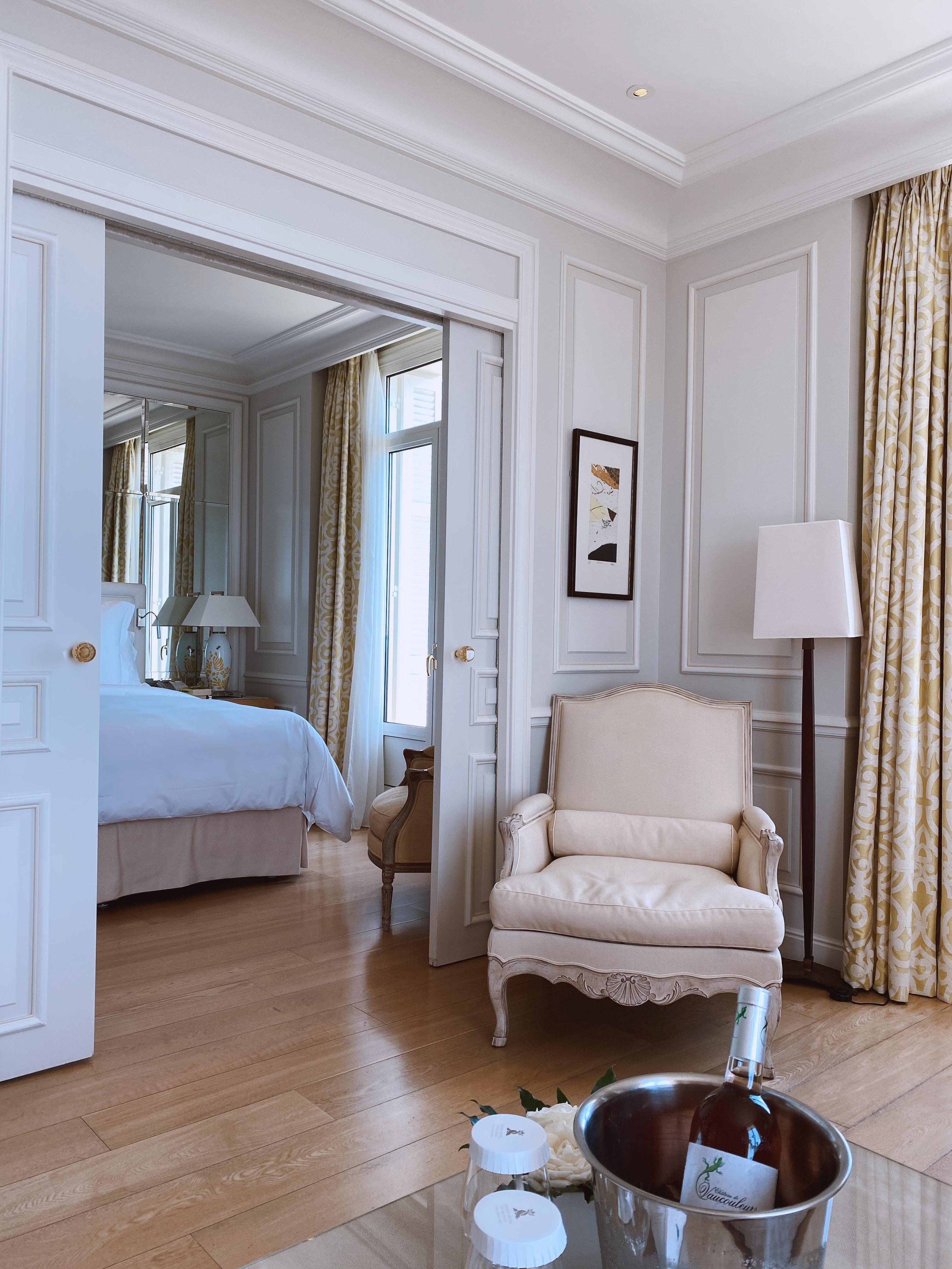 Grand Hotel Du Cap Ferrat Blog Alexandra Lapp