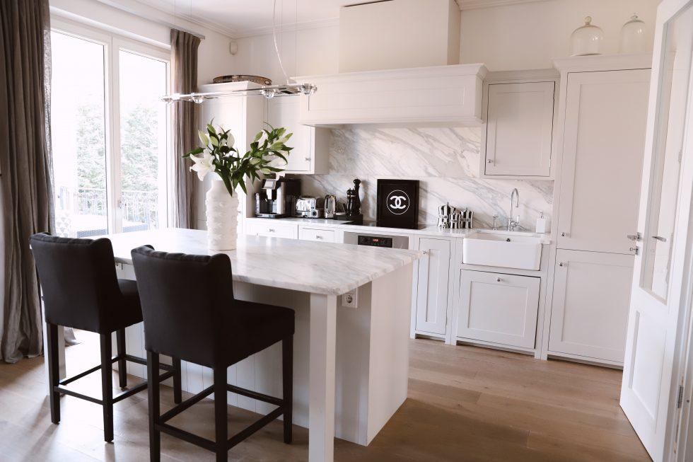 Alexandra Lapp, Naturstein Meyer, Kitchen, Inerior, Countertop, Marble, Carrara, Calacatta, Cooking, Design